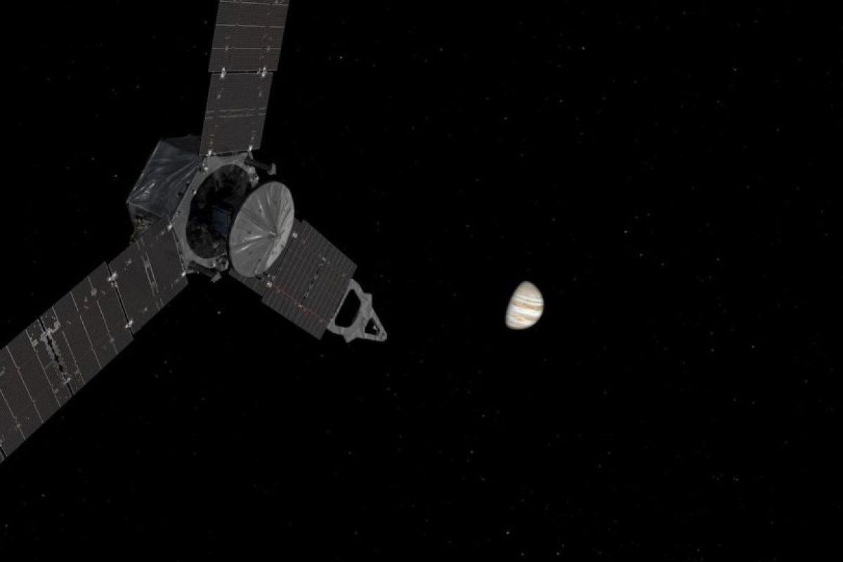 El contacto con la Tierra tarda más de 40 minutos Foto:NASA. Imagen Por: