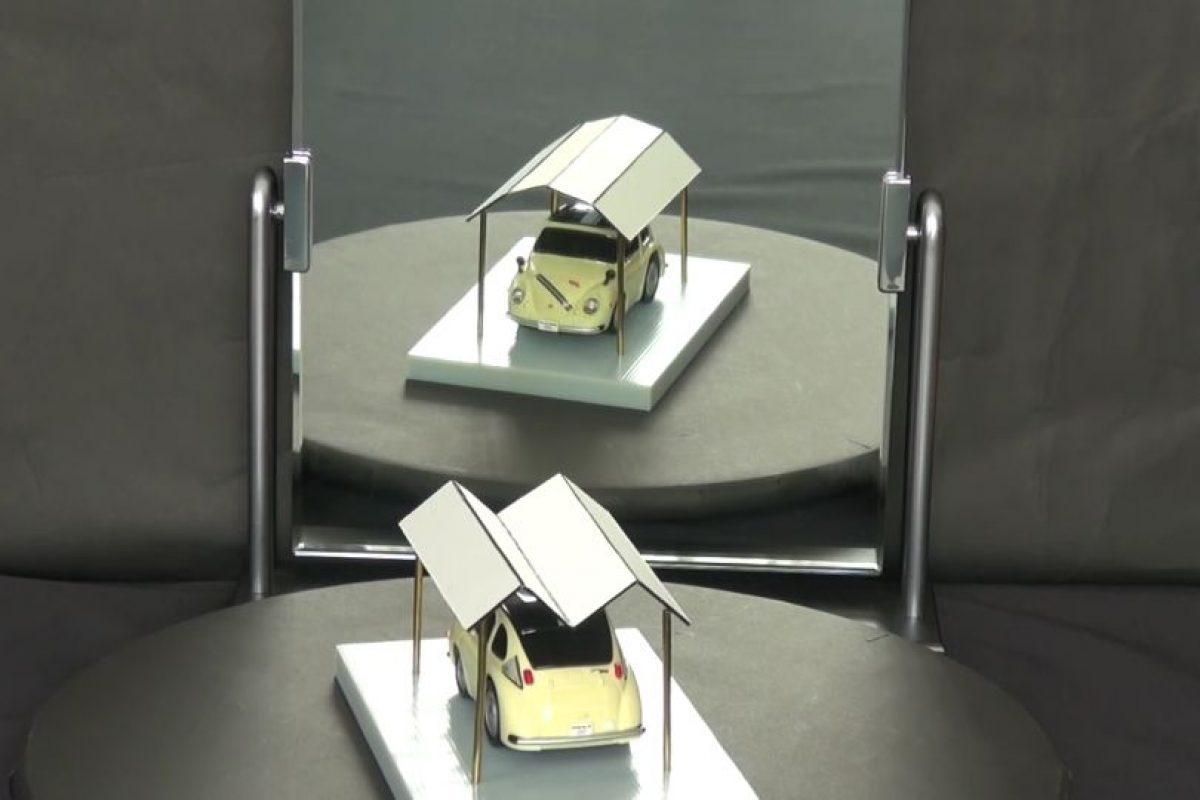Estos son algunos finalistas del concurso de ilusiones ópticas en Meji, Japón. Foto:Illusion Of The Year/YouTube. Imagen Por:
