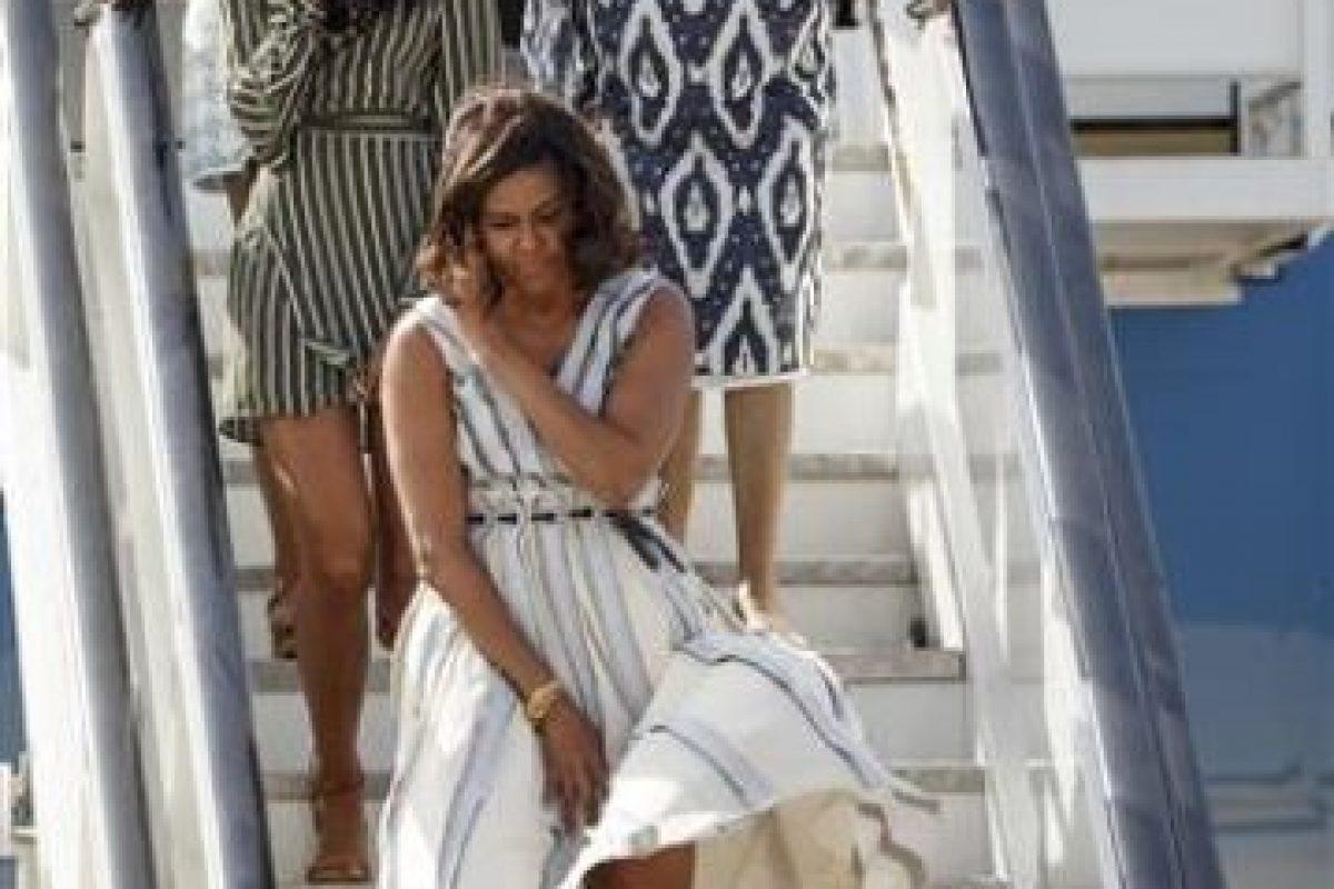 La hija del presidente tomará un año sabático Foto:AP. Imagen Por: