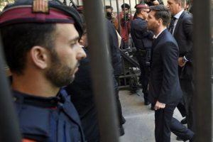 Pese a eso, el argentino no cumplirá la condena con presidio efectivo Foto:AFP. Imagen Por: