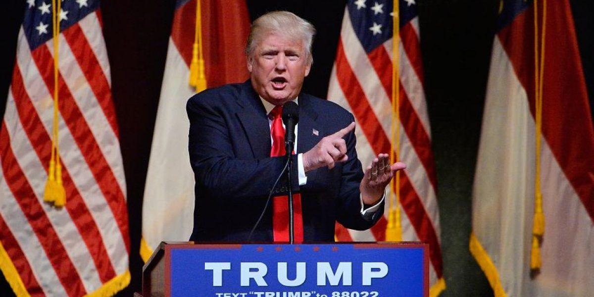 Donald Trump elogia a Sadam Husein por