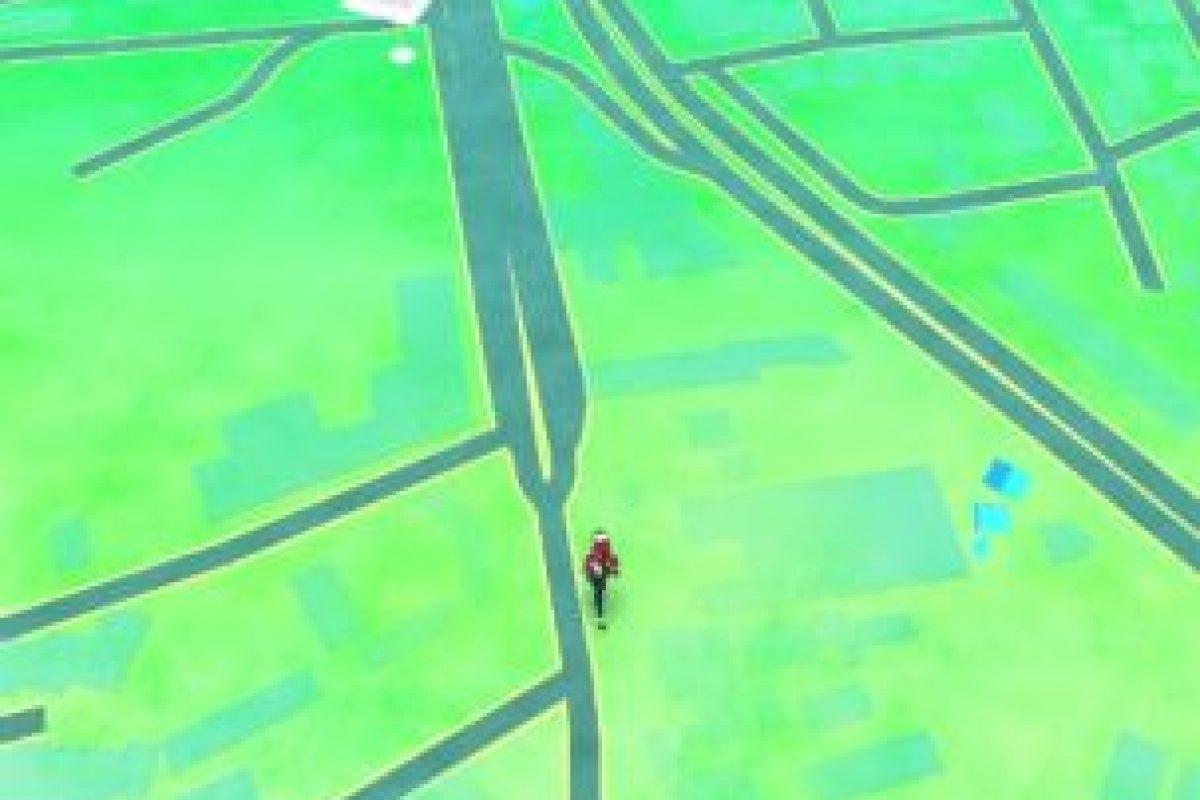 Pokémon Go es un juego en realidad aumentada. Foto:Pokémon Go. Imagen Por:
