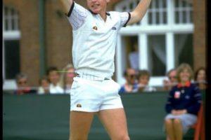 Boris Becker, ex tenista británico. Foto:Getty Images. Imagen Por: