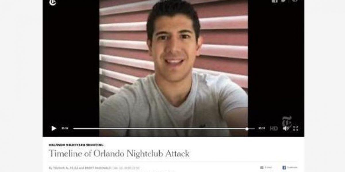 El hombre que ha muerto en los ataques de Turquía, Orlando y Egyptair