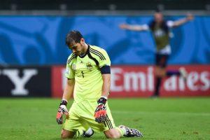 Iker Casillas, portero de la Selección española. Foto:Getty Images. Imagen Por:
