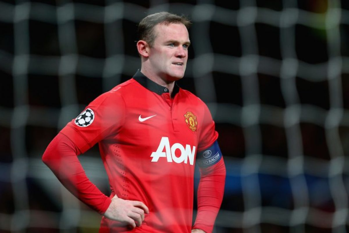Wayne Rooney, futbolista inglés. Foto:Getty Images. Imagen Por: