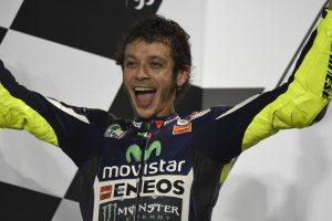Valentino Rossi, piloto de carreras de motociclismo. Foto:Getty Images. Imagen Por: