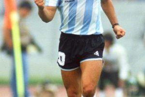 Diego Armando Maradona, ex futbolista campeón del mundo en 1986. Foto:Getty Images. Imagen Por: