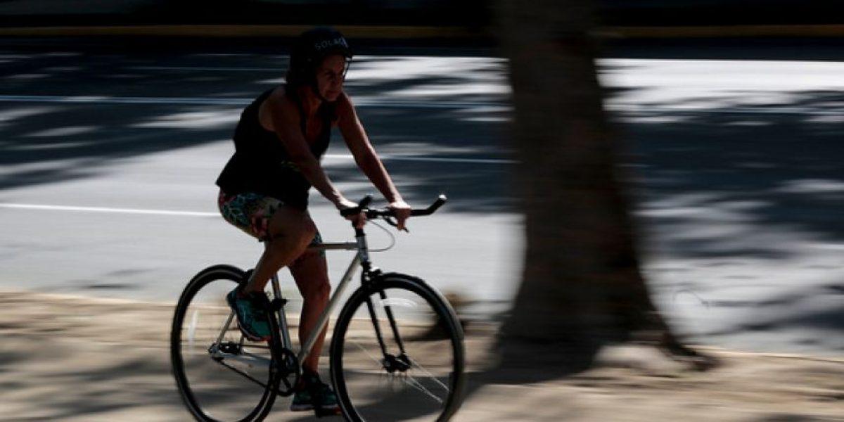 Polémica por nueva ciclovía en Camino a Melipilla que no cumple el estándar Minvu