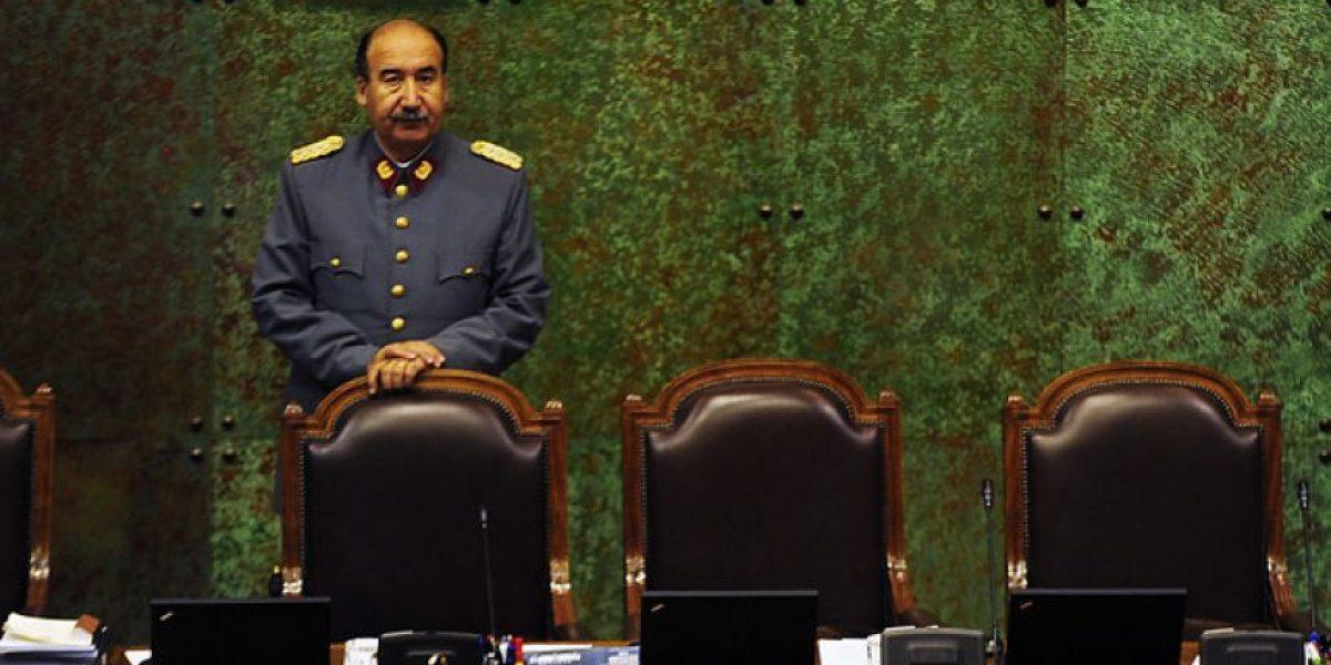 Edecán del Congreso renuncia tras ser acusado por caso de violación a Derechos Humanos