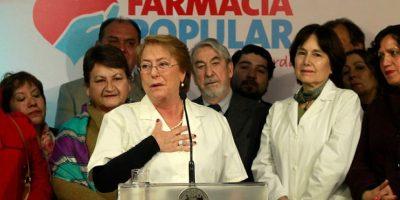 Bachelet y gratuidad en educación: