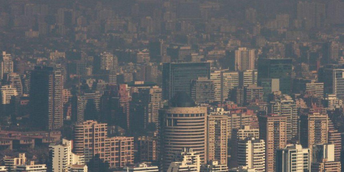 Autoridad decreta alerta ambiental para este miércoles en Santiago