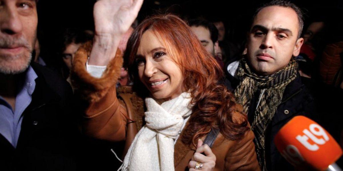 Juez argentino dicta medida cautelar contra Cristina Fernández de Kirchner