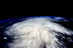 El huracán Patricia sobre México Foto:NASA. Imagen Por: