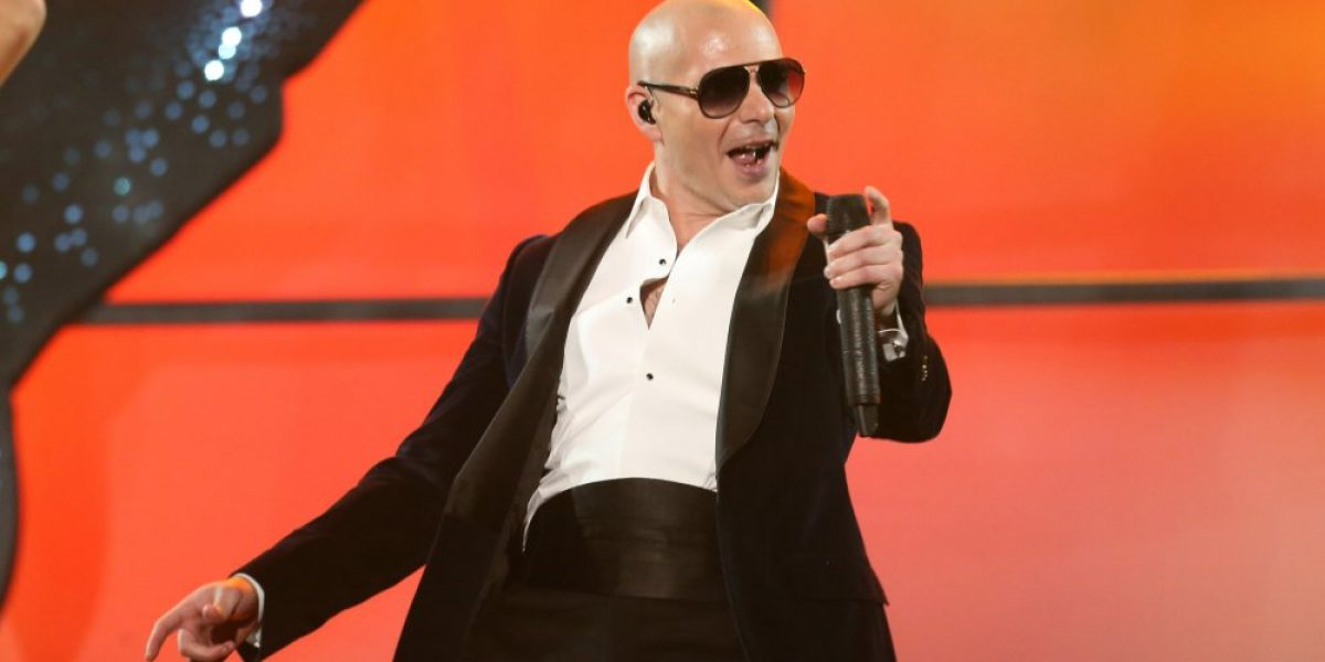 Nuevo reconocimiento: Pitbull tendrá su estrella en el Paseo de la Fama
