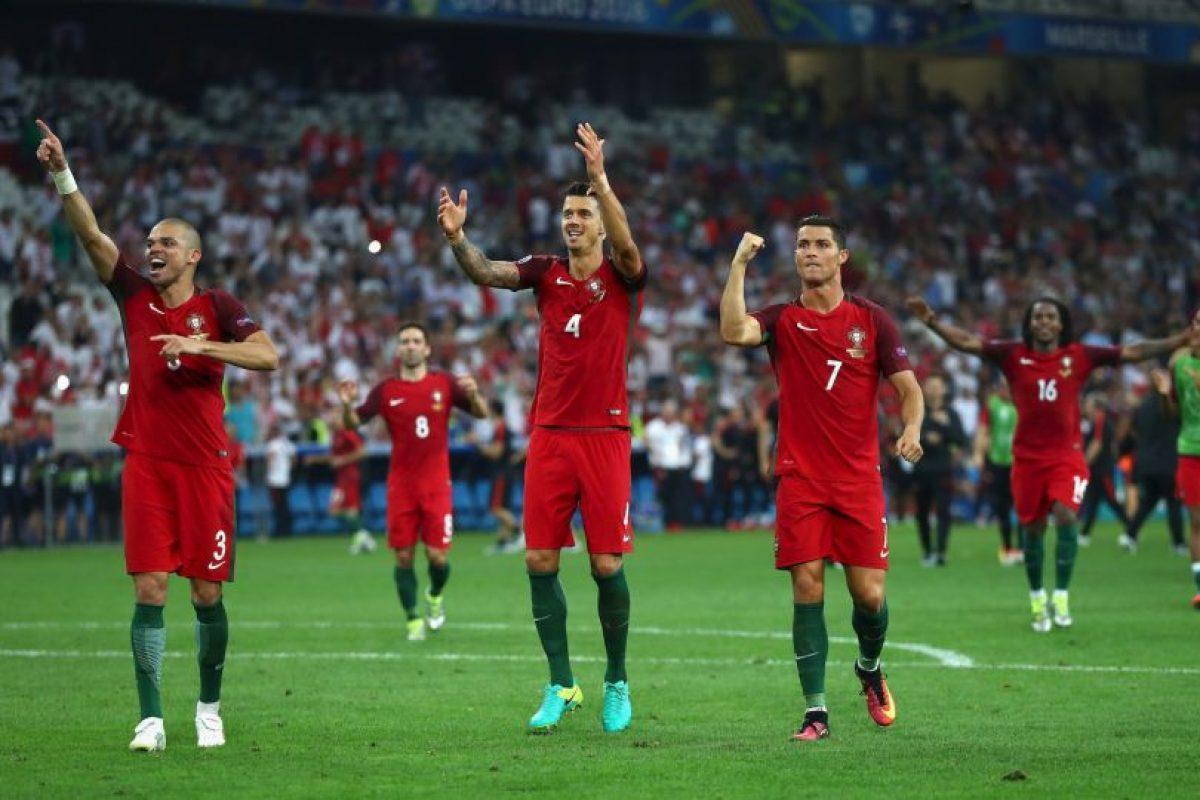 Cristiano enfrentará a Gareth Bale en semifinales Foto:Getty Images. Imagen Por: