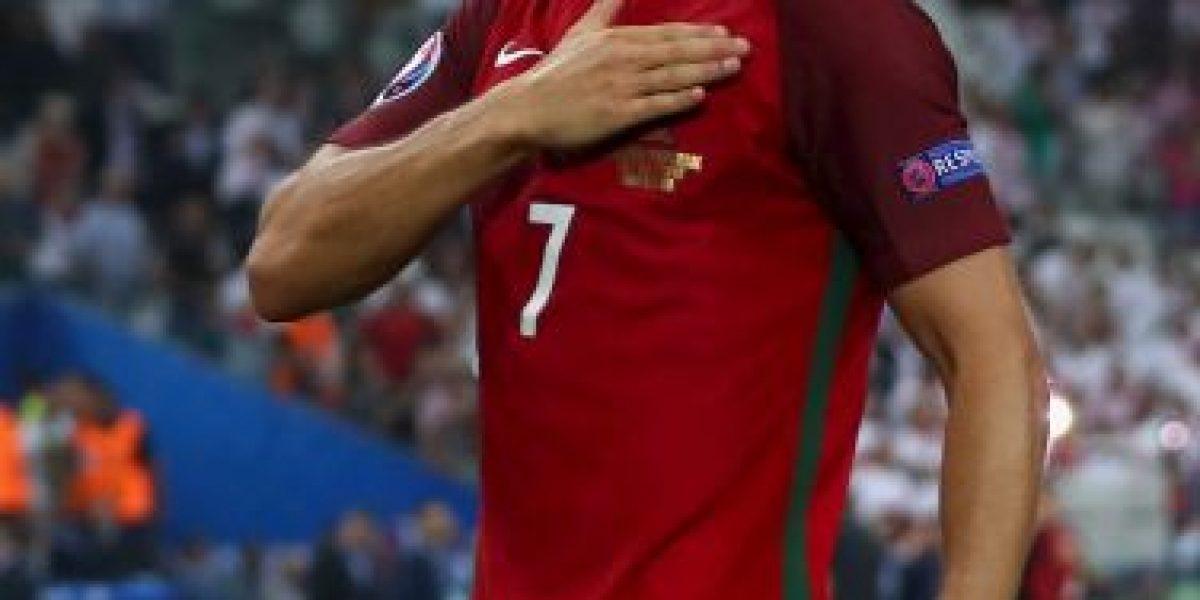 Euro 2016: Cristiano Ronaldo no encuentra el arco en tiros libres