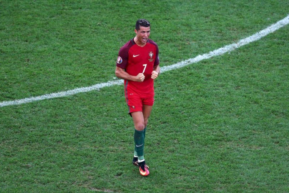 Y mandó a guardar el penal en la serie ante Polonia, en cuartos de final Foto:Getty Images. Imagen Por: