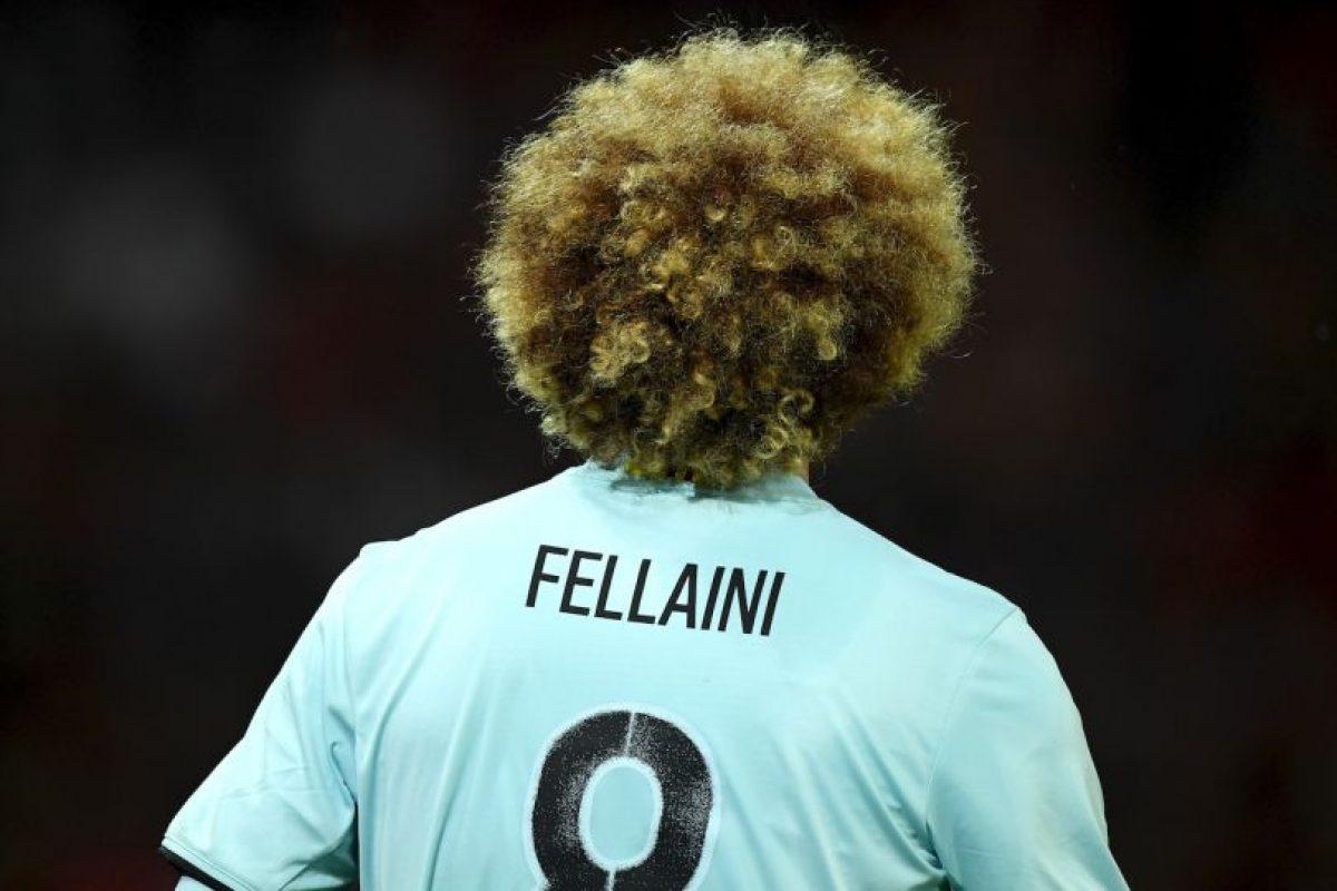 Es famoso por ser seleccionado de su país, jugar en el Manchester United y tener un gran afro Foto:Getty Images. Imagen Por: