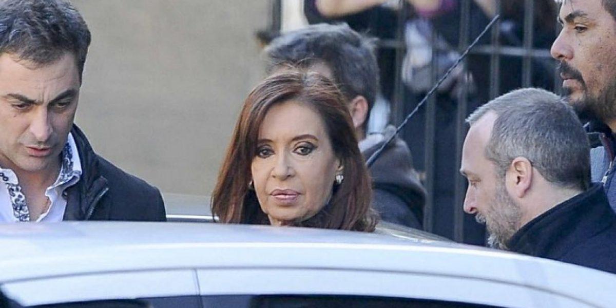 ¿Cuáles son los bienes embargados de Cristina Fernández?