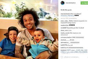 Marcelo (Brasil) Foto:Instagram. Imagen Por:
