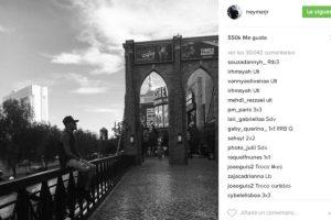 Neymar Foto:Instagram. Imagen Por: