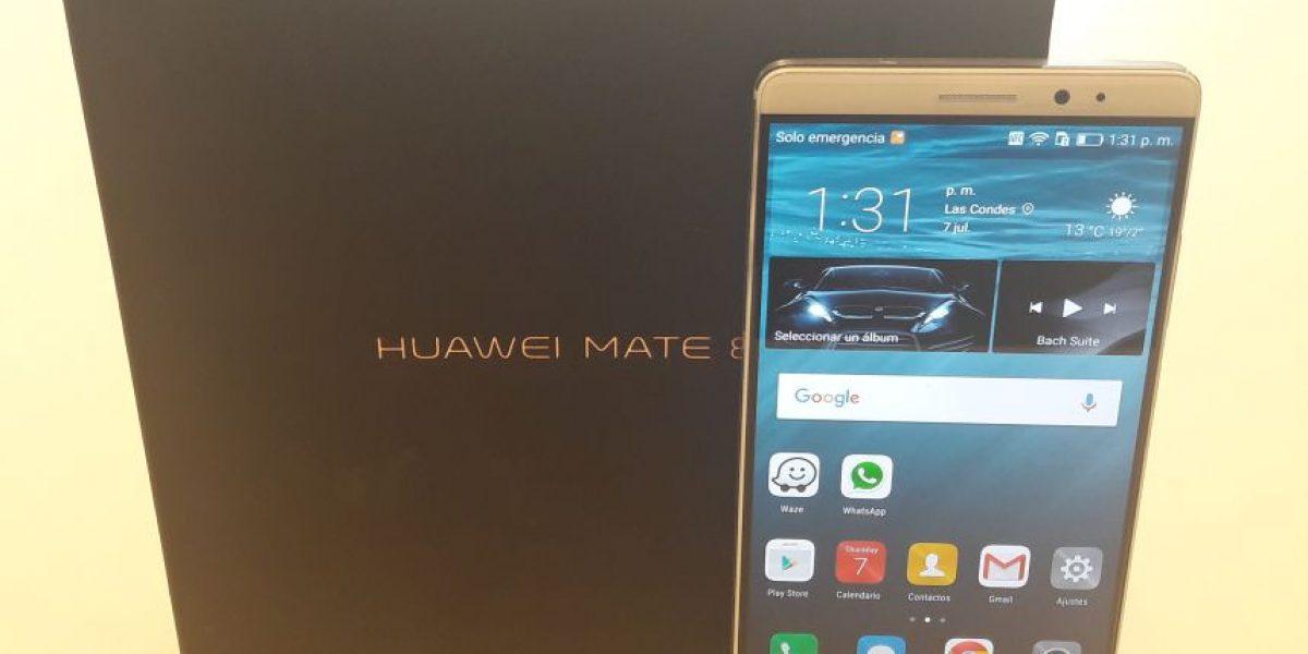 Huawei Mate 8: duración de la batería al servicio de las prestaciones multimedia