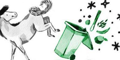 El restaurante que recupera comida de la basura contra el despilfarro