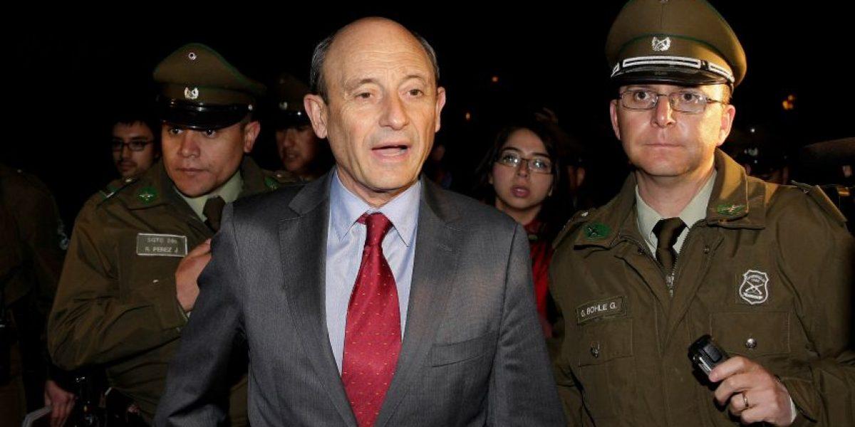 Caravana de la Muerte: detienen a ex comandante en Jefe del Ejército Juan Emilio Cheyre