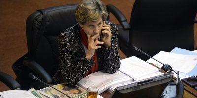 Presidenta PS por millonaria pensión de Myriam Olate: