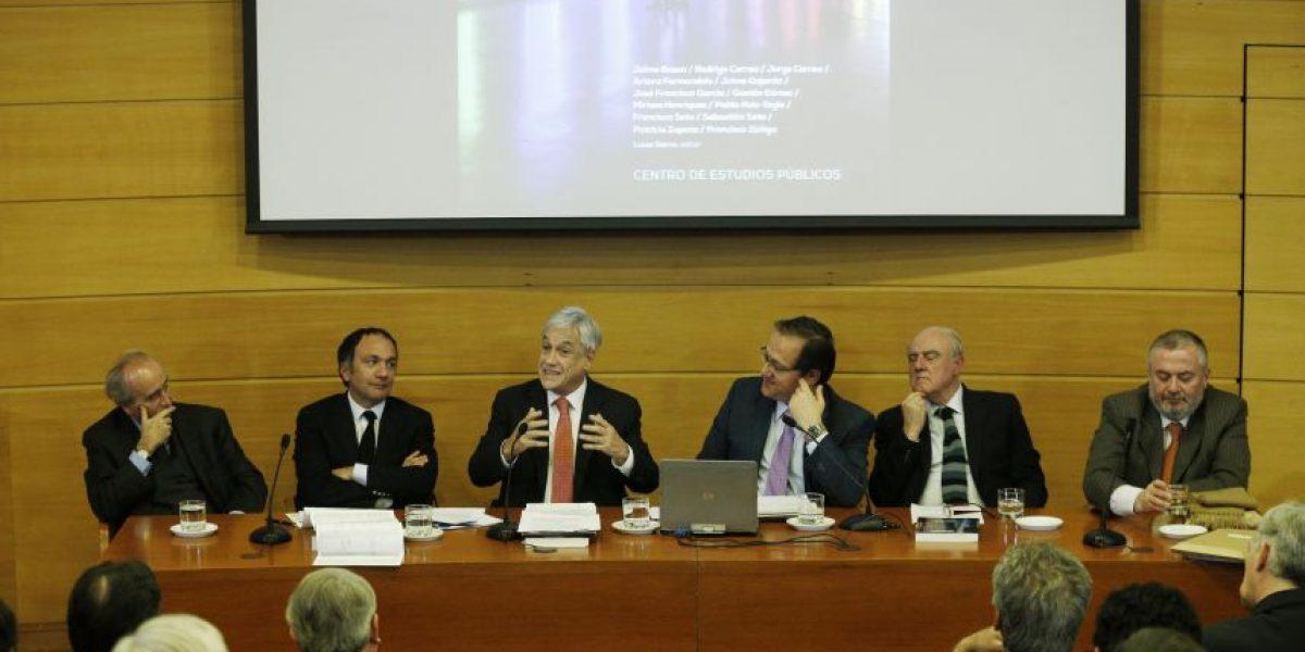 Piñera en propuesta constitucional del CEP: proceso constituyente de Gobierno carece de