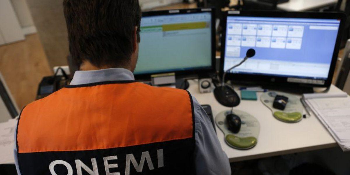 Onemi presentó nuevas herramientas para mejorar respuesta ante emergencias