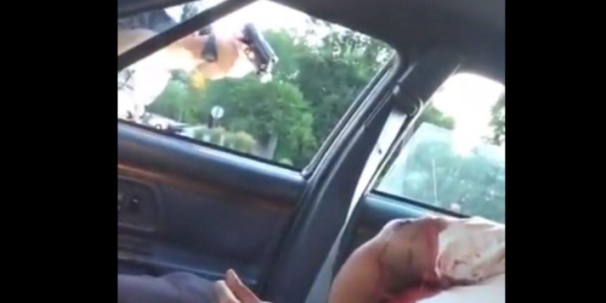 EEUU: mujer transmitió en directo muerte de su novio afroamericano  tras ser abatido por la policía