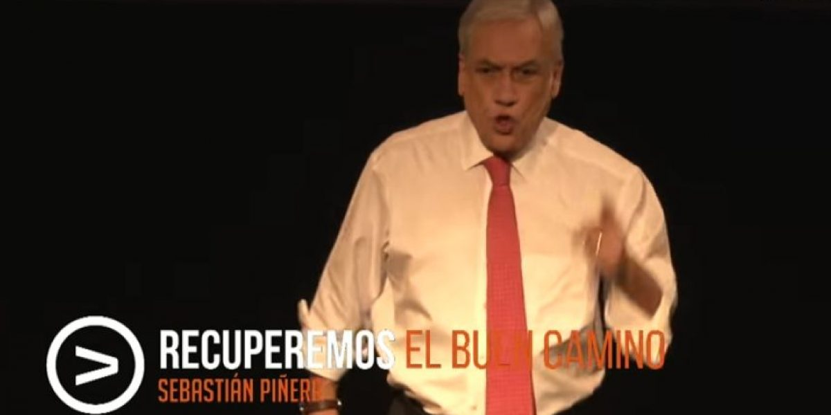 La dura crítica al Gobierno que Sebastián Piñera realizó en video de Avanza Chile