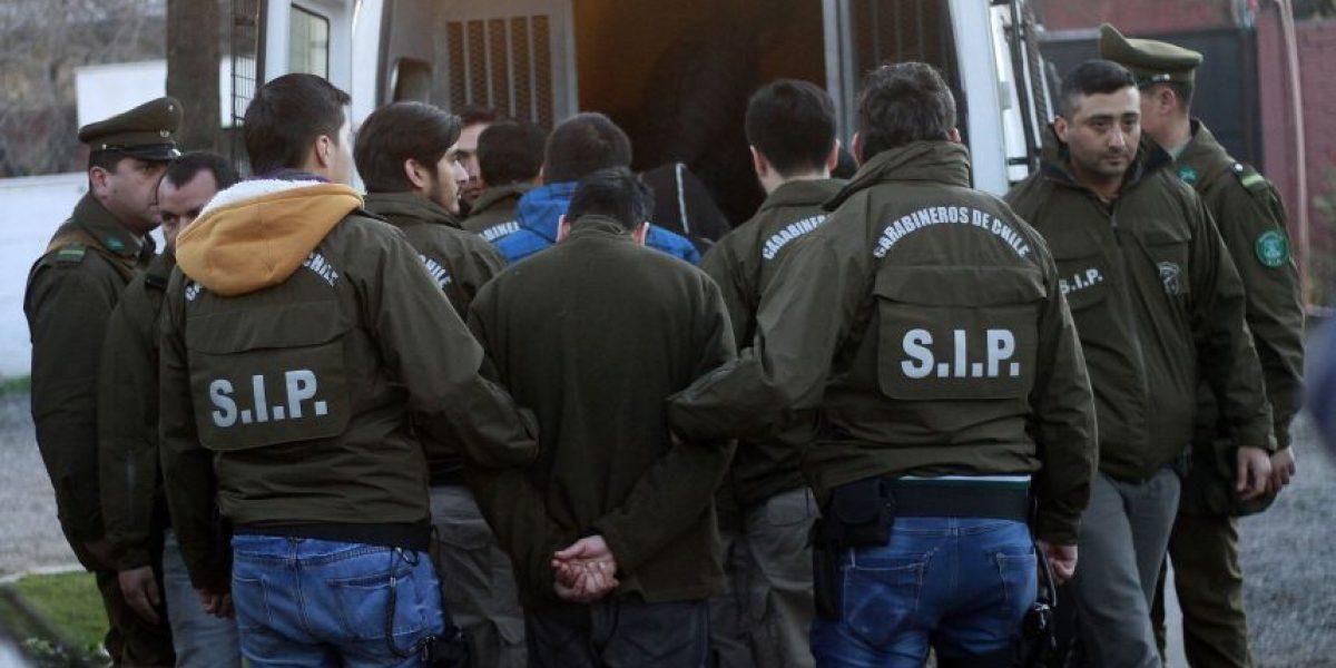 Control preventivo de identidad: Cerca de 200 detenidos con órdenes pendientes