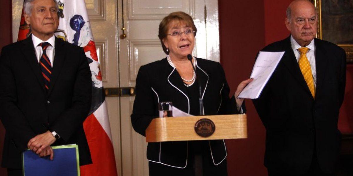 Bachelet recibió contramemoria chilena por demanda de Bolivia: