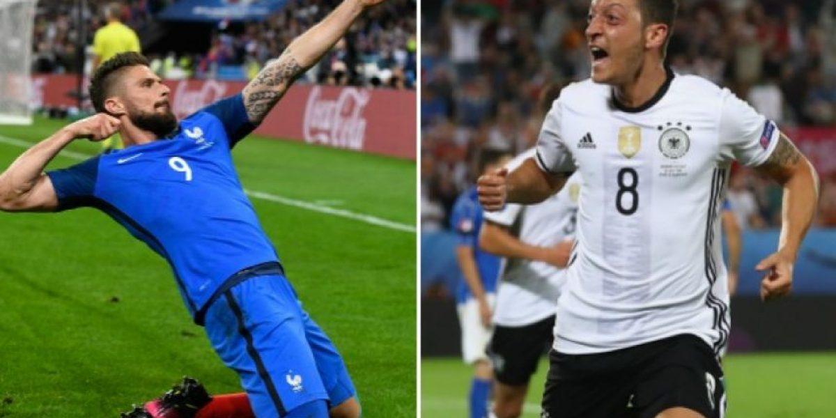 Eurocopa: A qué hora juegan Francia vs Alemania en la semifinal