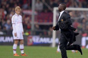 Clarence Seedorf no dirigía desde 2014, cuando estuvo seis meses en AC Milán Foto:Getty Images. Imagen Por:
