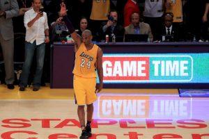 Kobe Bryant seguramente estará agradecido del tremendo regalo Foto:Getty Images. Imagen Por: