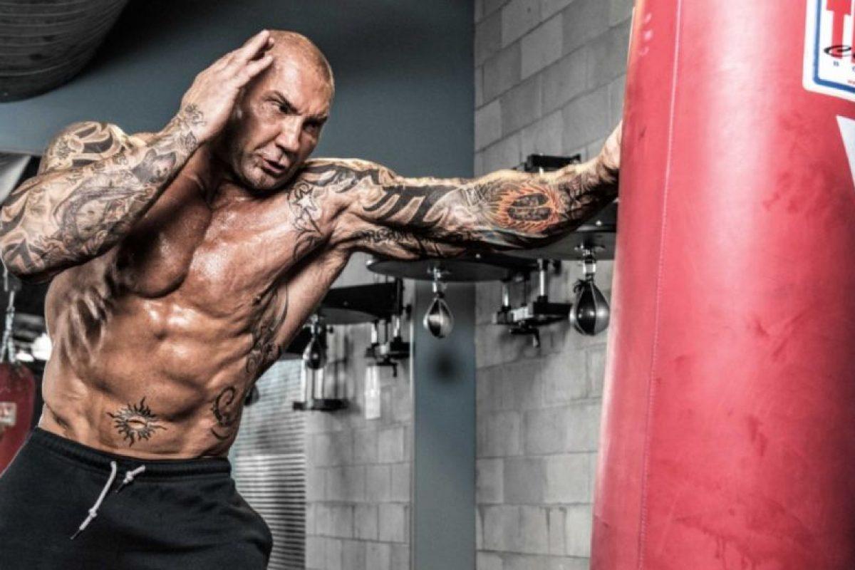 A Batista no le gustó como lo trataron en sus despedidas Foto:Vía instagram.com/davebautista. Imagen Por: