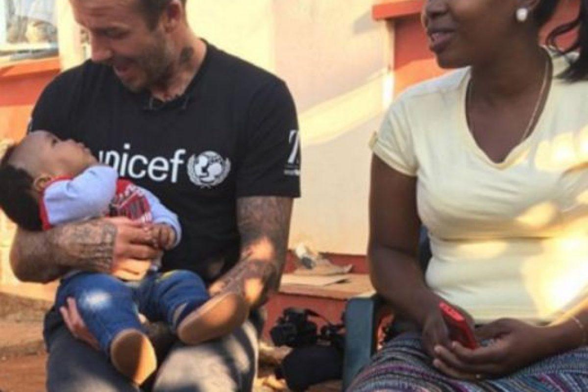 David Beckham Foto:Instagram. Imagen Por: