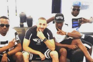 Karim Benzema (Francia) Foto:Instagram. Imagen Por: