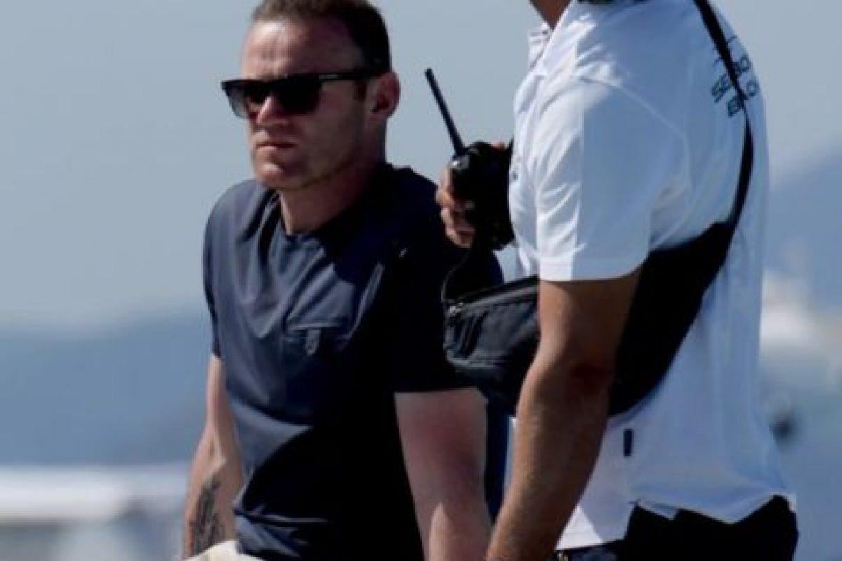 Wayne Rooney Foto:Instagram. Imagen Por:
