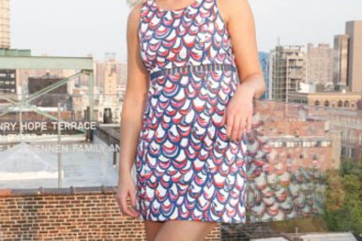 La modelo Erin Heatherton. Foto:vía Getty Images. Imagen Por: