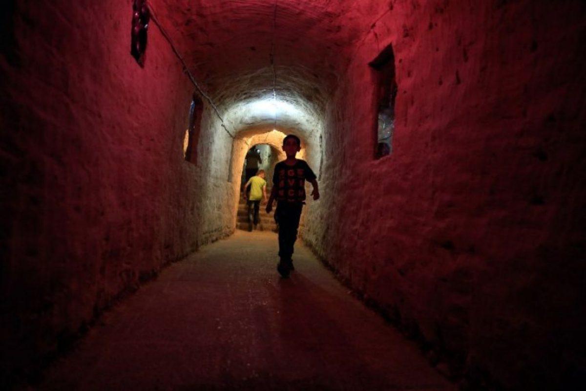 Muchos de ellos son reclutados por el grupo Estado Islámico Foto:AFP. Imagen Por: