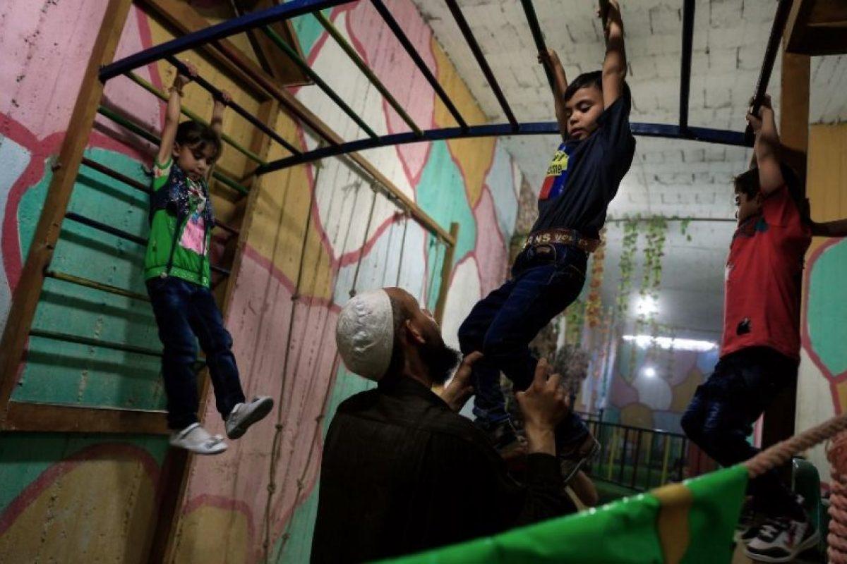 O víctimas de atentados terroristas Foto:AFP. Imagen Por: