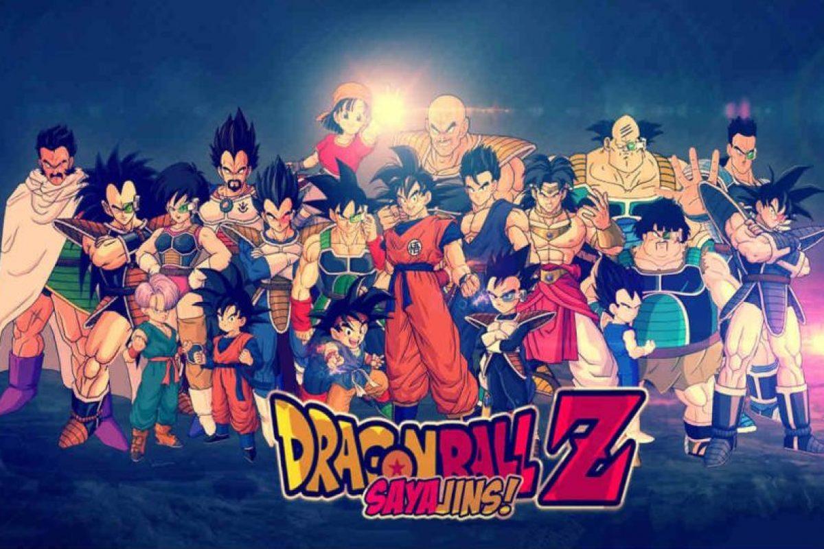 Foto:Dragon Ball Z. Imagen Por: