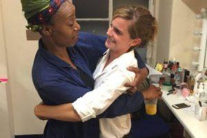 Al parecer Noma Dumezweni y Emma Watson se volvieron buenas amigas. Foto:Facebook Emma Watson. Imagen Por: