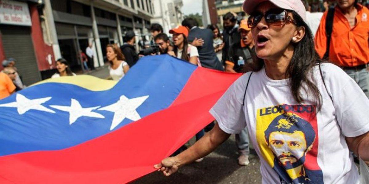 Oposición venezolana pide mediación del Vaticano para diálogo con gobierno