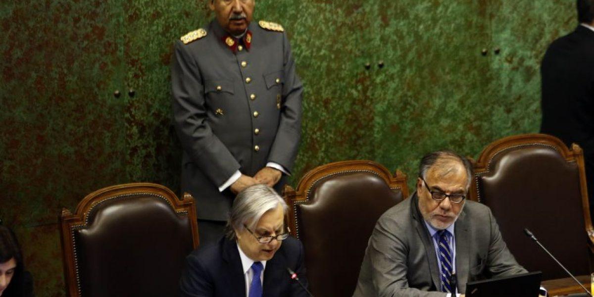 Ministro Carroza no para: procesa y ordena detener al ex edecán Reinel Bocaz